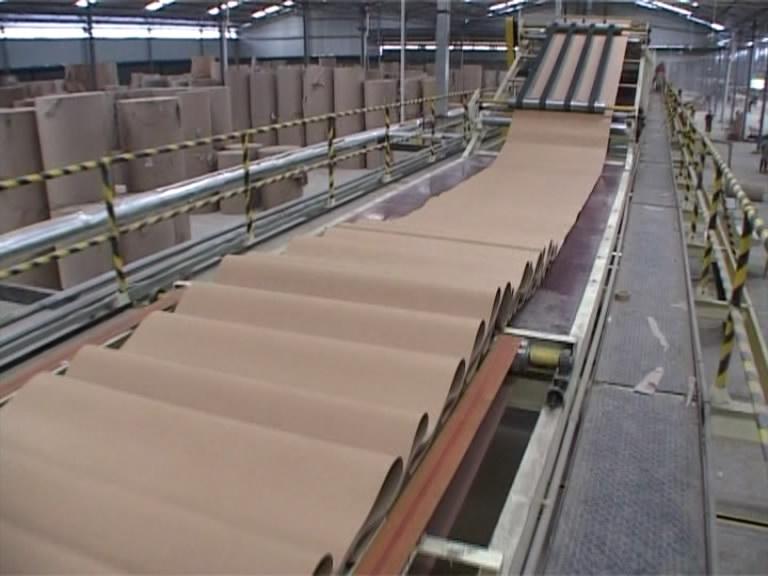 Cmcp international paper envisage une quatri me unit de carton ondul hortitecnews - Fabrication maison en carton ...