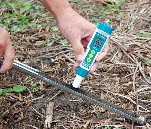 Comment abaisser le ph du sol hortitecnews - Comment mesurer le ph ...