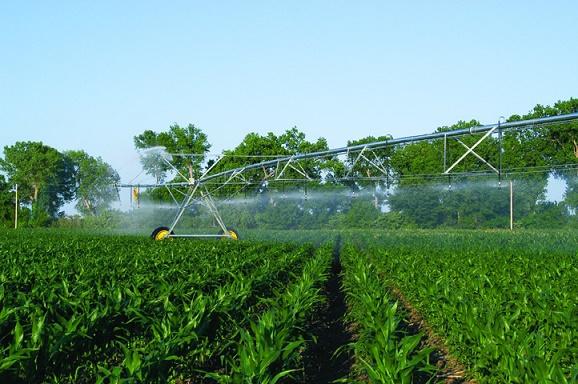 irrigation, centre pivot