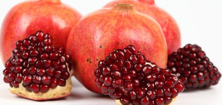 Grenade, Fruit, Antioxydants
