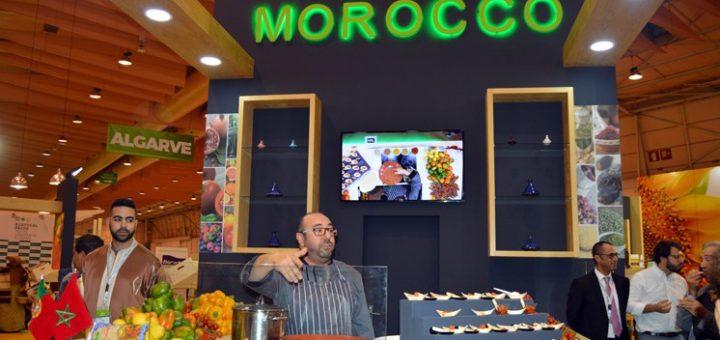 Agro Portugal, Lisbonne, Maroc, Salon, Exportation