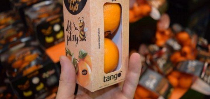Mandarines, Tango, Eurosemillas, sans pépins, agrumes